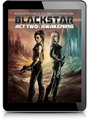 Blackstar Act Two: Awakening Cover